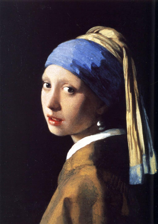 <p>&#39;Meisje met de parel&#39; van Vermeer.</p> <p>(Foto: Aangeleverd)</p> © rodi