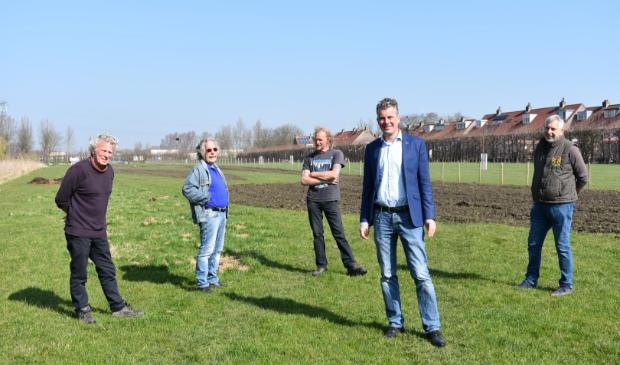 <p>Er wordt een nieuw wandelgebied aangelegd bij het Leekerpad in Risdam-Noord. &nbsp;</p>