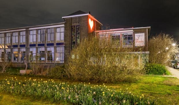 <p>Het lichthart op basisschool De Pionier in Wormerveer.</p>