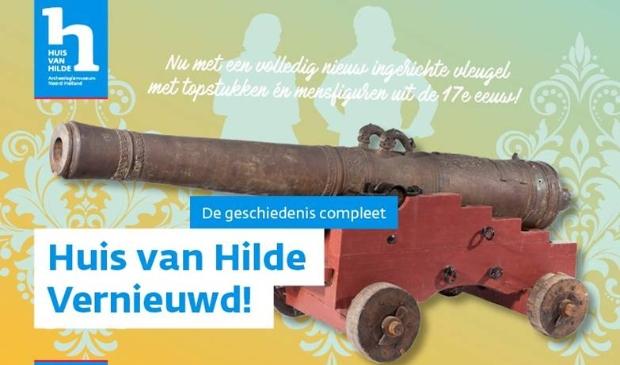 <p>De geschiedenis compleet bij Huis van Hilde in Castricum.</p>