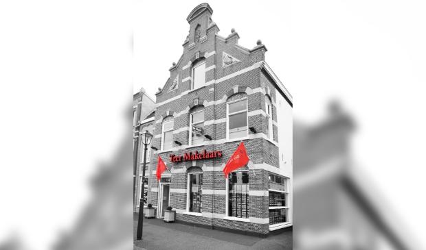 <p>De vestiging van Teer Makelaars in Beverwijk.</p>