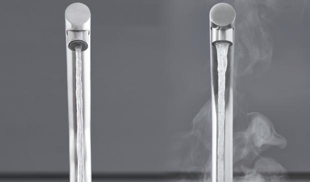 Kokend water of gekoeld met bubbels?