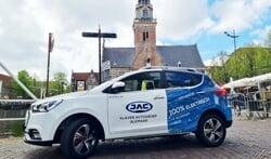 JAC iEV7S: 100% elektrisch, comfortabel én goed geprijsd