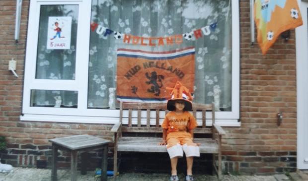 <p>Tijdens het EK van 2004 werd Shane 5 jaar.</p>
