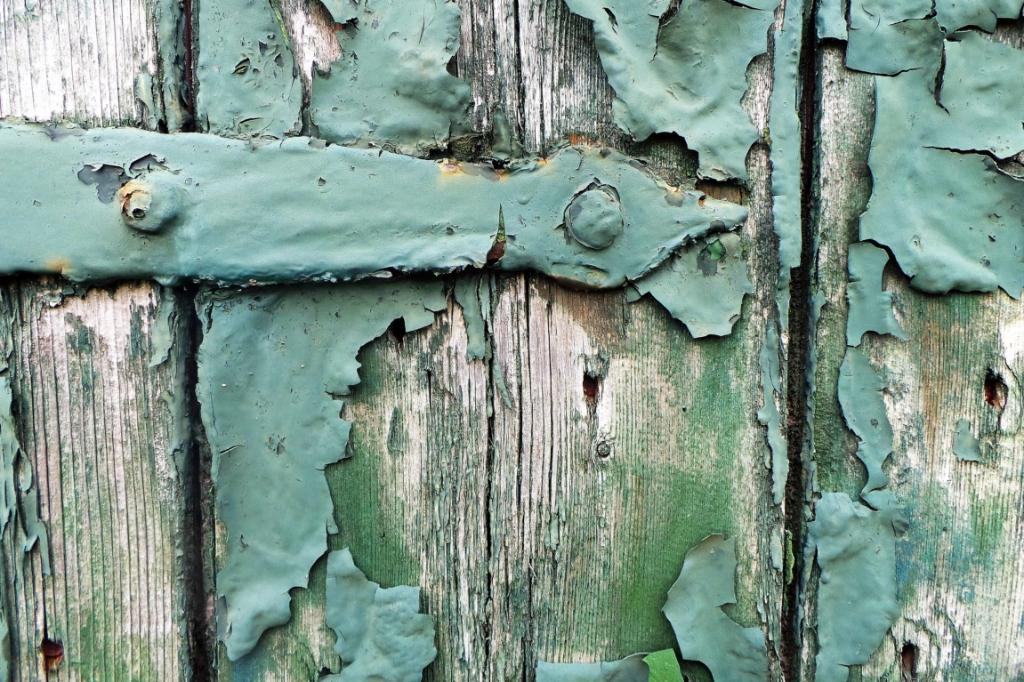 Een oude deurklink is typisch werk van Willem Visser. (Foto: Willem Visser) © rodi