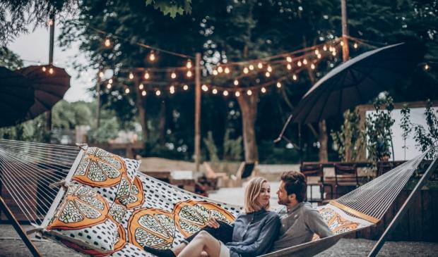 <p>Maak van je achtertuin een vakantieparadijs.</p>