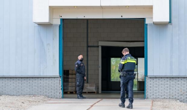 <p>Politie zoekt verdachte.</p> <p>Foto: Inter Visual Studio</p> © rodi