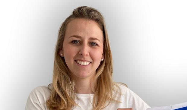 <p>Alyssa Alings is de nieuwe aanwinst van WF SEW.</p>