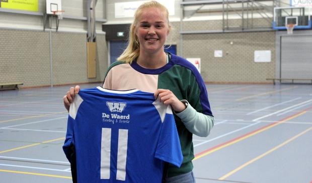 <p>De FC Marl&egrave;ne vrouwen hebben zich voor komend seizoen versterkt met de Egmondse Lotte Hopman.</p>