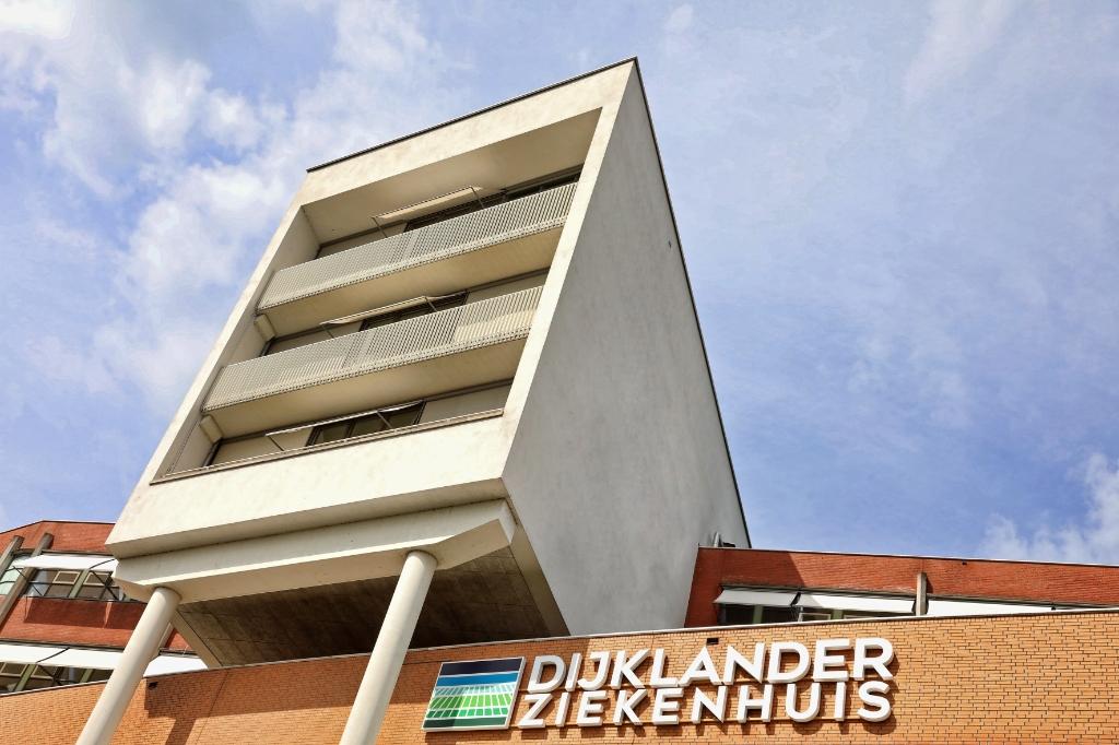Het Dijklander ziekenhuis. ((Foto: archief Rodi Media)) © rodi