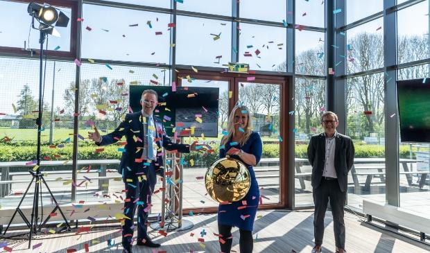 <p>De kick-off van het Duurzaam Ondernemersloket West-Friesland.</p>