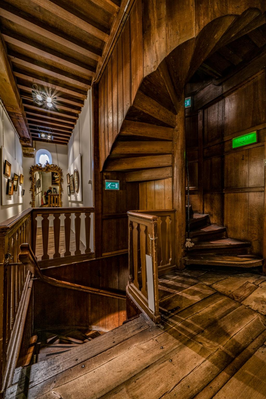 Historisch interieur. ((Foto: Benno Ellerbroek)) © rodi