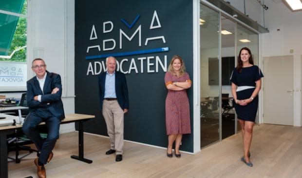 <p>Het team van Abma advocaten.</p>