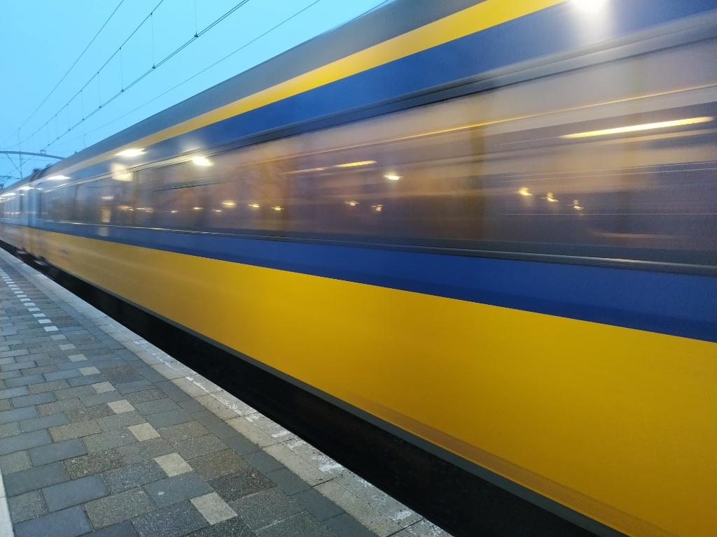 NS trein. ((Foto: Archief Rodi Media)) © rodi