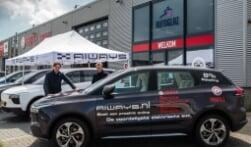 Elektrische Aiways U5 SUV bij Profile Frikkee