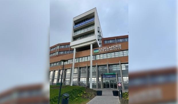 <p>Het Dijklander ziekenhuis.</p>