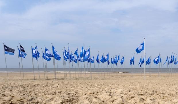 <p>Castricum was eerder host van de landelijke uitreiking: van alle Blauwe Vlag gemeenten wapperden er toen vlagen aan het Castricumse strand.</p>