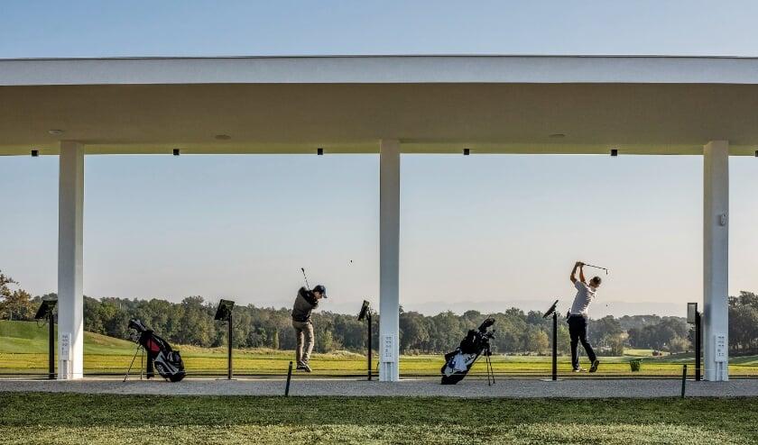 <p>De Golfhub op PGA Catalunya heeft geweldige oefenfaciliteiten.</p>