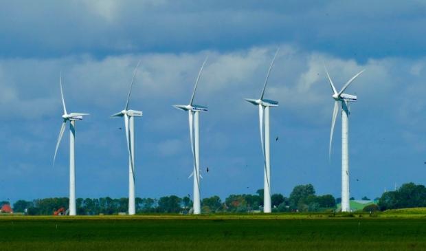 <p>Zaterdag wordt een demonstratie gehouden tegen de komst van windturbines.</p>