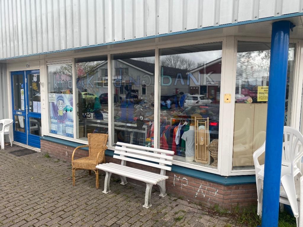 <p>De Kinderkledingbank in Hoorn.<br><br></p> <p>(Foto: aangeleverd))</p> © rodi