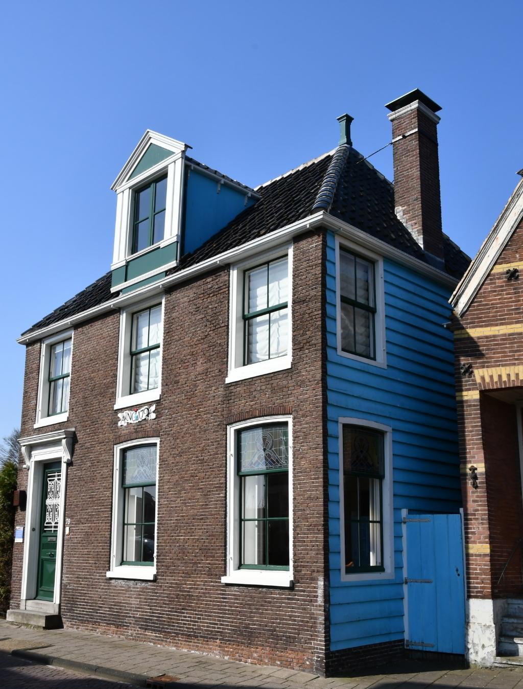 Het Monethuis in Zaandam. (Foto: Dirk Karten) © rodi