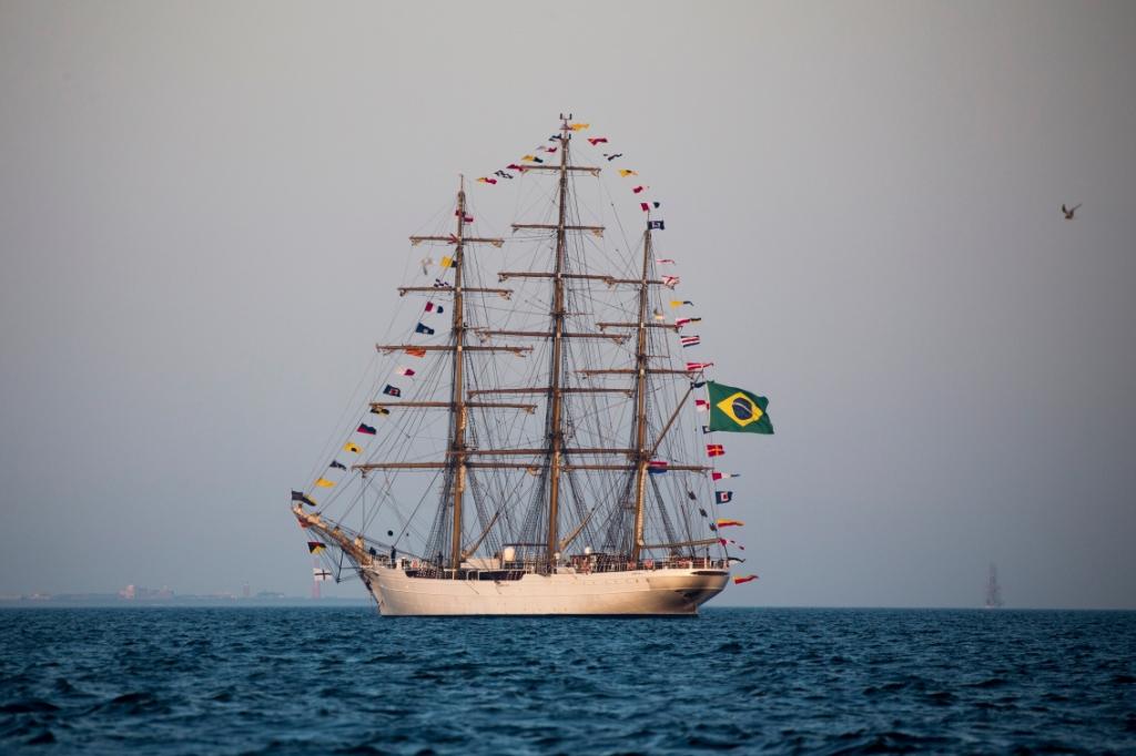 Start Sail 2023 in Den Helder. (Foto: Peter van Aalst) © rodi
