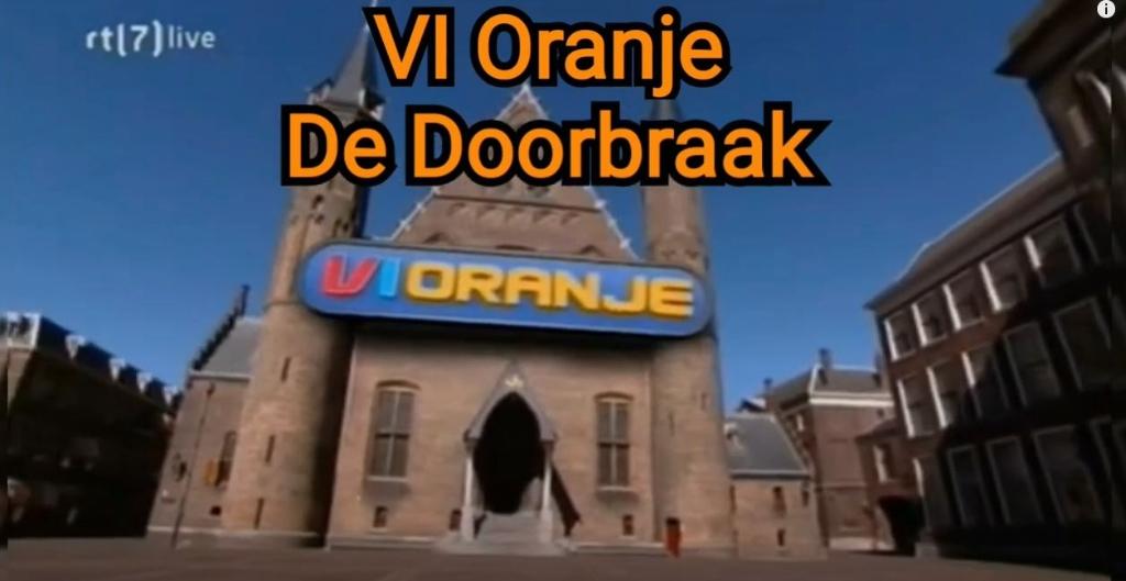 VI heeft altijd een voetbalktalkshow tijens een EK of WK. Of Nederland nou deelneemt of niet. (Foto: Still van Youtube) © rodi