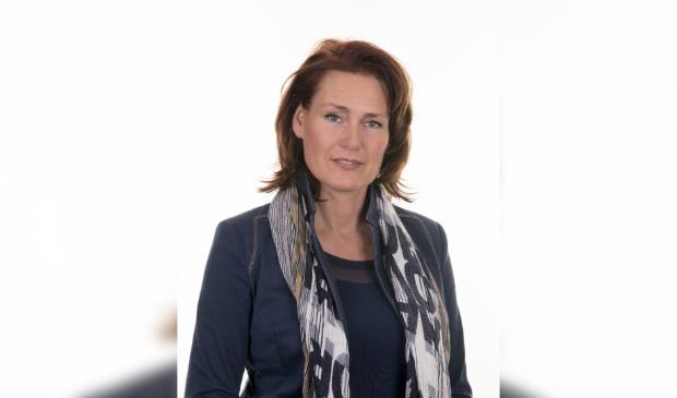 <p>Manja van der Weit voert de lijst van de VVD aan.</p>