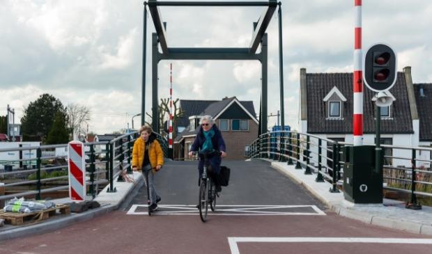 <p>De Kwadijkerbrug werd vorige week stilletjes in gebruik genomen. </p>