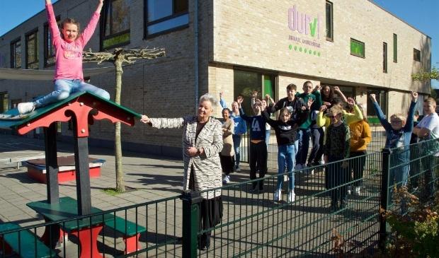 <p>Livia wordt de eerste kinderburgemeester van Alkmaar.</p>