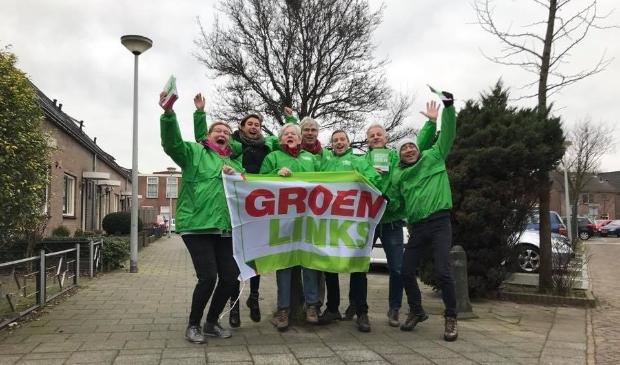 <p>Leden van GroenLinks Beverwijk.</p>