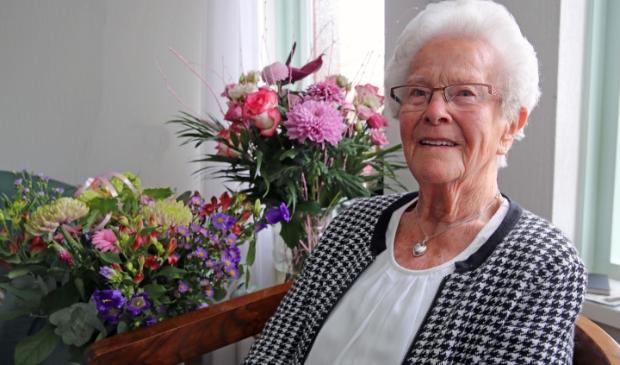 <p><strong>Zondag 2 mei bereikte Annie Bijleveld-Mienis de prachtige leeftijd van 100 jaar!</strong> </p>