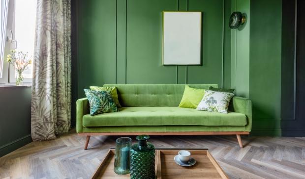 <p>Groen staat voor vernieuwing, leven en energie.&nbsp;</p>