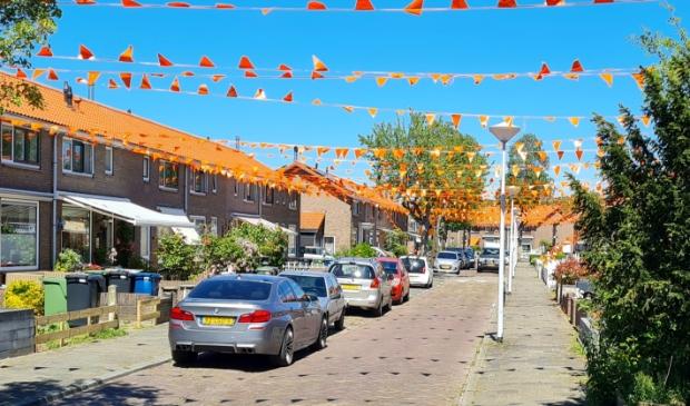 <p>De Alkmaarse Trompstraat is EK-ready!</p>
