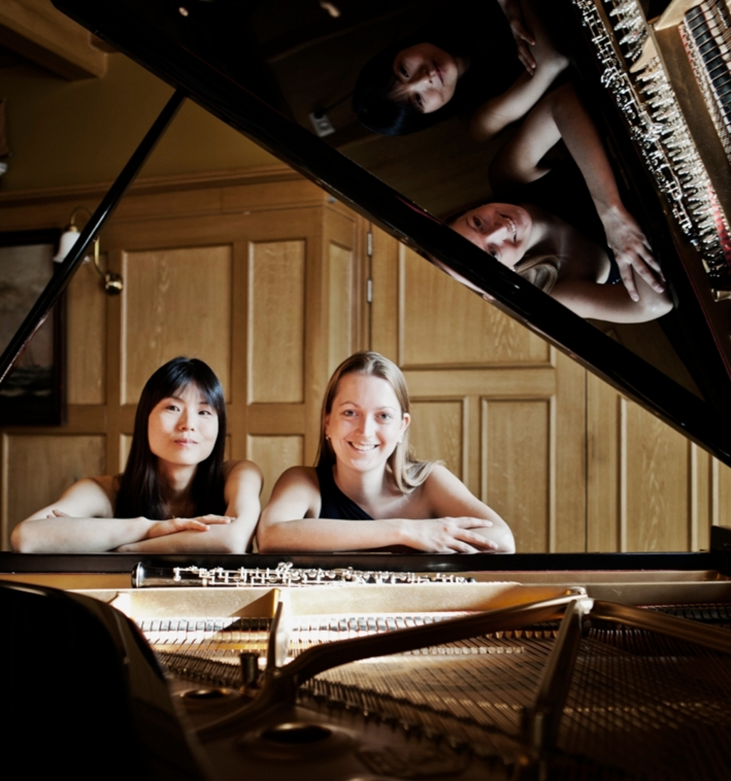Yukiko (links) Esther (rechts) (Foto: S.C. van den Bergh) © rodi