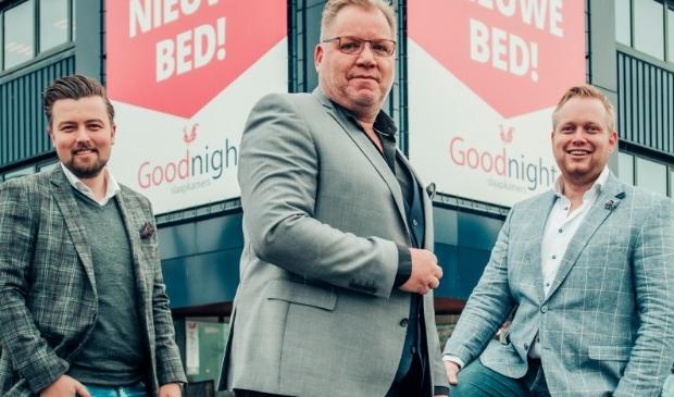 <p>Goodnight Slaapkamers nodigt u van harte uit om de showroom in Cruquius te bezoeken.</p>