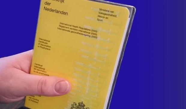 <p>Grote vraag naar Gele boekje van inwoners.</p>