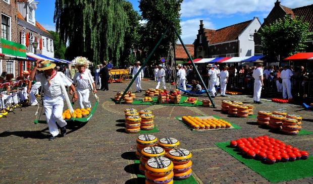 <p>Dit jaar ook geen traditionele kaasmarkten ondanks verruimede coronamaatregelen.&nbsp;</p>