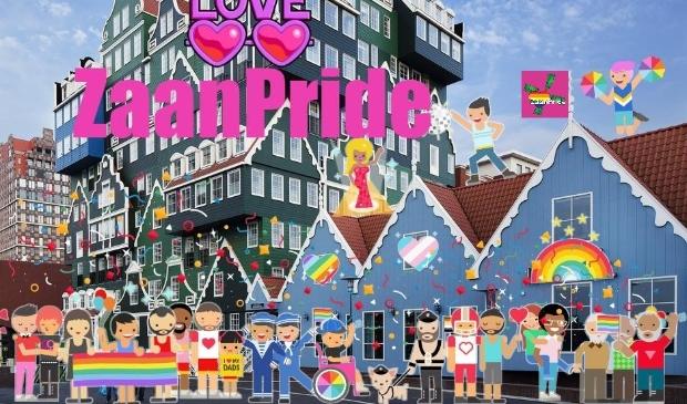 <p>De Zaanse Regenboogweek wordt zaterdag 12 juni afgesloten met een Mini Pride Walk door het centrum van Zaandam. &nbsp;</p>