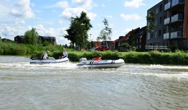 <p>Varen in Langedijk, houd het netjes!</p>