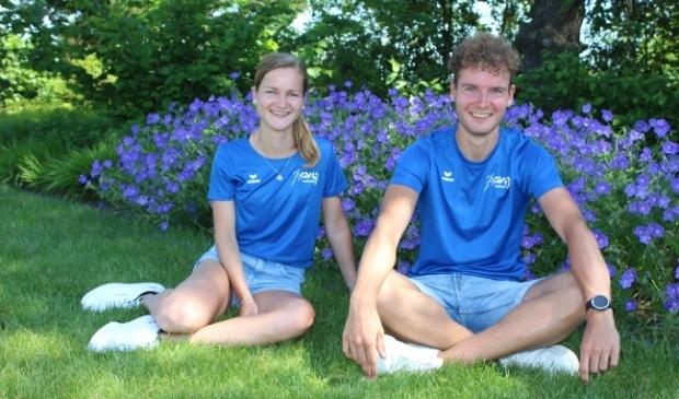 <p>Joyce en Justin Kraaijenbrink zijn zelf sportief en willen anderen helpen om ook te kunnen sporten.&nbsp;</p>