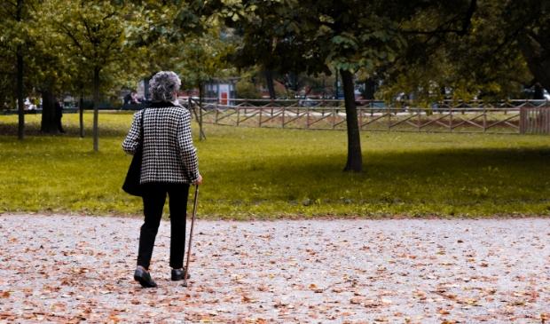 <p>Mensen met dementie blijven vaak het liefst thuis. &nbsp;</p>