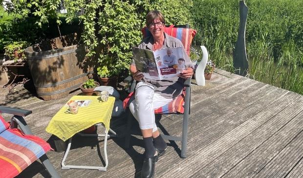 <p>Lida de Jong is de enthousiaste vrijwilligersco&ouml;rdinator in Niedorp.</p>