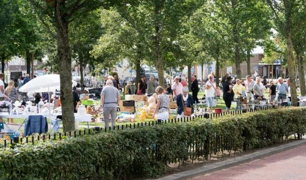 <p>Ook de Kofferbakmarkt in het Stadspark ter hoogte van het Julianaplein gaat door. </p>