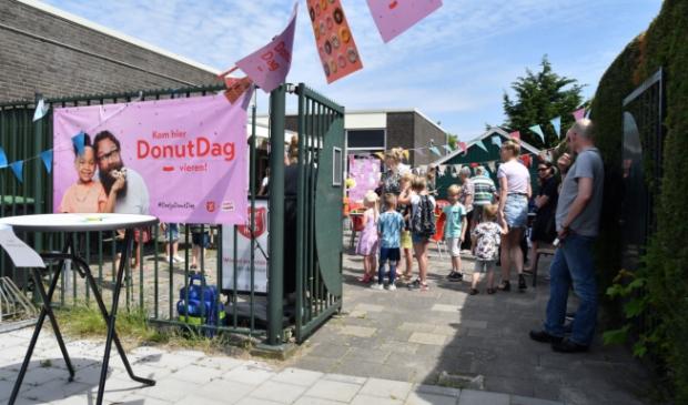 <p>Welkom bij de DonutDag!</p>