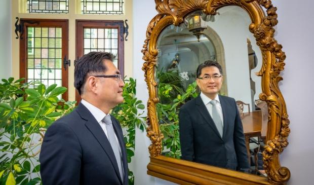 <p>Ambassadeur Yeondoo Jeong</p>