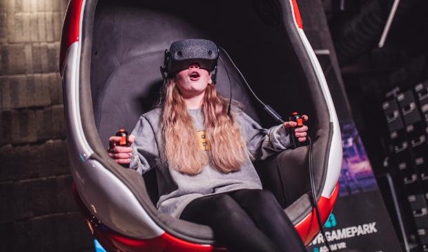 <p>Amsterdam VR Ride. </p>