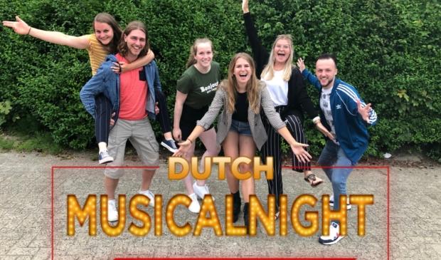<p>De zes Thalia-talenten die mee mogen doen aan de Dutch Musicalnight.&nbsp;</p>