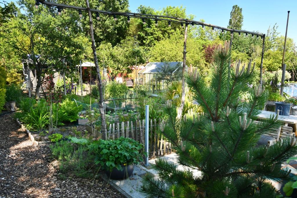 Maar vooral, geniet van je tuin! (Foto: pr) © rodi