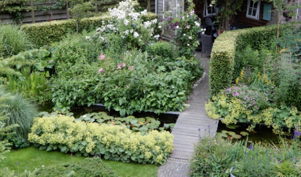 <p>Deze periode barsten de tuinen van het leven.</p>